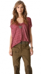 Free People Keep Me Tee at Shopbop