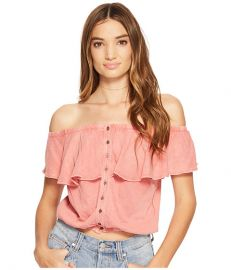 Free People Love Letter Tube Top at Zappos com at Zappos