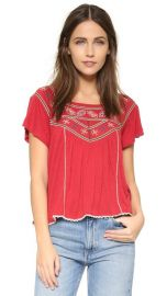 Free People Muse Tee at Shopbop