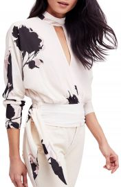 Free People Say You Love Me Blouse at Nordstrom