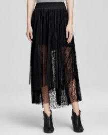 Free People Skirt - Dotted Mesh Sugar Plum Tutu at Bloomingdales
