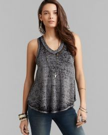 Free People Tank - Breezy at Bloomingdales