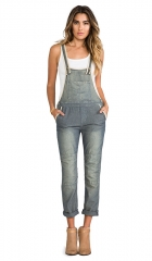 Free People Thomas Overall in Fennel  REVOLVE at Revolve