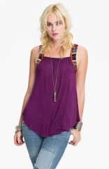 Free People Travelers Embellished Tank at Nordstrom