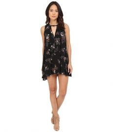Free People Tree Swing Dress at Zapposcom at Zappos