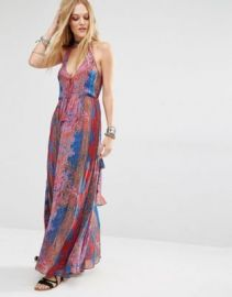 Free People Unattainable Maxi Dress at asos com at Asos