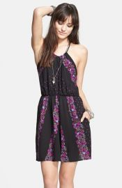 Free People and39Simonaand39 Print Dress at Nordstrom