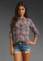 Free People park ranger shirt from Revolve at Revolve