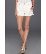 Free People tulum shorts in white at Zappos