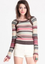 Free people sweater at Threadsence at Threadsence