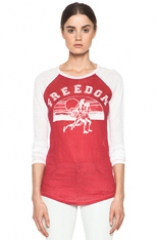 Freedom tee by Isabel Marant at Forward by Elyse Walker