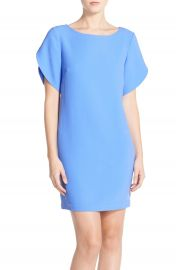 French Connection Aro Crepe Shift Dress at Nordstrom