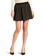 French Connection Lara Lurex Skirt at Amazon