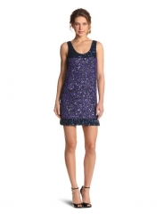 French Connection Sequin Dress at Amazon
