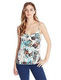 French Connection Women s Isla Ripple Top at Amazon