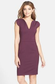 French Connection and39Loloand39 Stretch Sheath Dress at Nordstrom