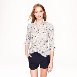 French Print Popover at J. Crew