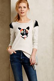 Frenchie Pullover at Anthropologie