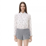 Frog printed shirt by Club Monaco at Club Monaco