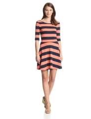 Fun Stripe Dress by French Connection at Amazon