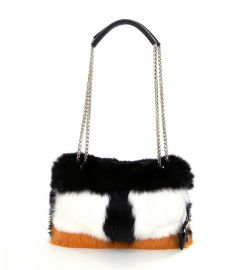Furla Bella Fur Crossbody Bag at Dillards