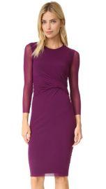 Fuzzi 3 4 Sleeve Dress at Shopbop