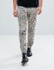 G-Star Elwood 5622 x 25 Pharrell Jeans in Leopard at asos com at Asos