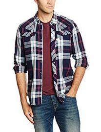 G-Star Raw Men s Tacoma Shirt Long Sleeve at Amazon