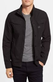 G-Star Raw Ripstop Jacket in black at Nordstrom
