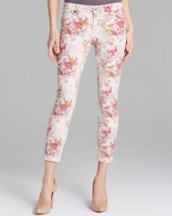 GENETIC Jeans - Brooke Mid Rise Skinny in Romeo at Bloomingdales