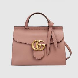 GG Marmont Top Handle Bag by Gucci at Gucci