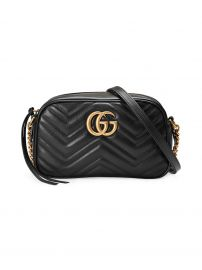 GG Marmont matelassé shoulder bag at Farfetch