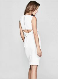 GUESS by Marciano Collene Scuba Dress at Guess