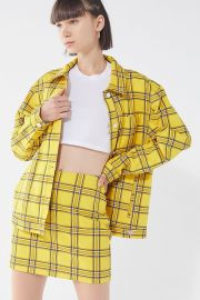 GUESS  UO Plaid Skirt at Urban Outfitters
