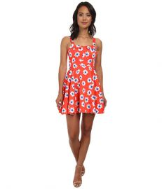 Gabriella Rocha Allegra Party Dress Red Daisy at 6pm