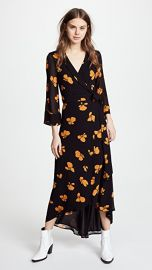 Ganni Printed Kimono Dress at Shopbop