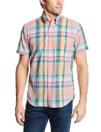 Gant Rugger Indian Madras Shirt at Amazon