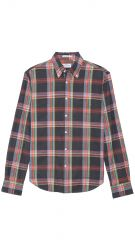 Gant Rugger Madras Shirt at East Dane