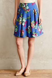 Garden Days Skirt at Anthropologie