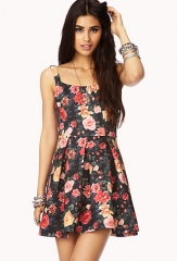 Garden Party A-Line Dress at Forever 21