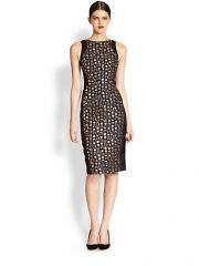 Gem front dress by Antonio Berardi at Saks Fifth Avenue