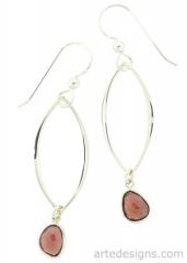 Gemstone Earrings at Arte Designs