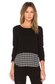 Generation Love Coco Plaid Sweater at Revolve