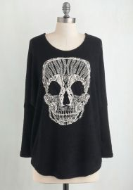 Get a Head Sweater at ModCloth
