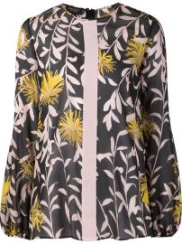 Giambattista Valli Blouse Imprimand233e and192 Fleurs - at Farfetch