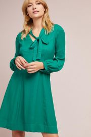 Gina Dress Moulinette Soeurs at Anthropologie