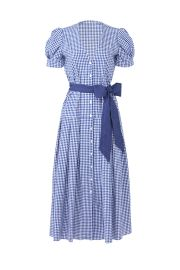 Gingham Jenna Dress by Petersyn at Rent The Runway