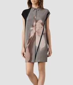 Giovia Disperse Shirt Dress at All Saints