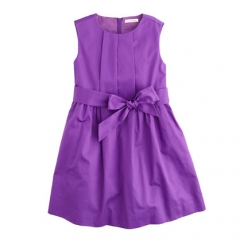 Girls Purple Party Dress at J. Crew