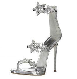 Giuseppe Zanotti Women E800039 Heeled Sandal at Amazon